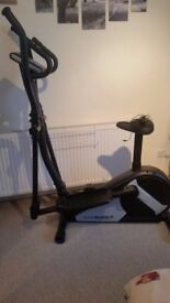 Two in One Cross Trainer