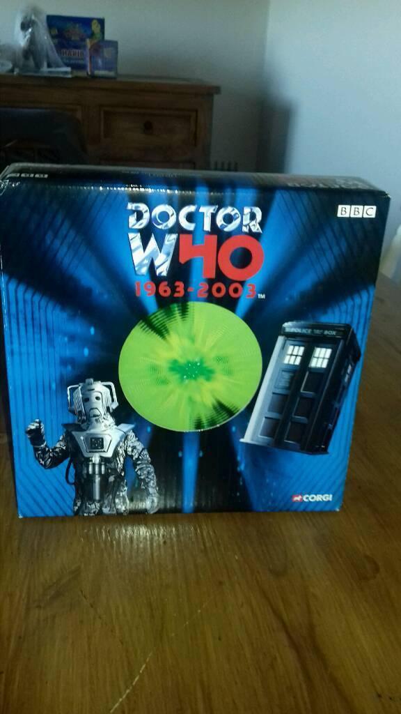Doctor Who 1963-2003 Gift Set