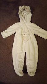 Bunny Winter Suit