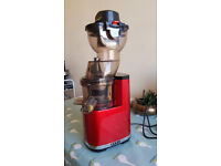 BERG J250 Pro Juicer, used but perfectly working.