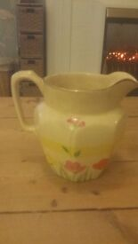 Price Brothers Milk/Water Pitcher.