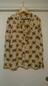 NOA NOA printed floral shirt