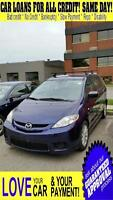 2006 Mazda MAZDA5 GS * WIDE SELECTION OF FAMILY VEHICLES