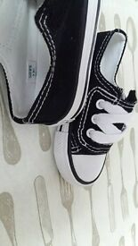 Baby boy shoes - new
