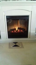 Fire and surround