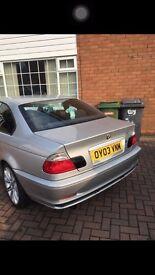 BMW 318CI 2DR