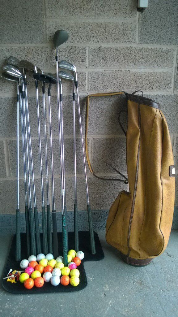 Set of Golf Clubs plus accessories
