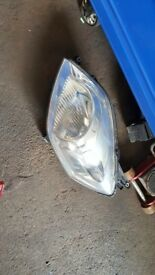 Peugeot bipper lights 20 pound each