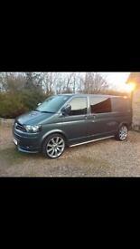 20 inch Range Rover Vw T5/X5 Stormer wheels & tyres