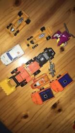 Vintage 1987 transformers