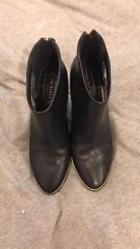 Size 5 ted baker leather boots worn a few times