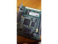 Fujitsu CGA card
