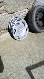 Tyres to fit Peugeot 206