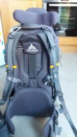 Vaude baby carrier back pack
