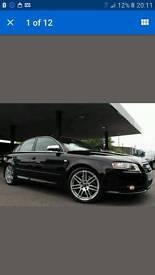 Audi s4 4.2 v8 (fast)
