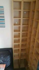 Ikea cd storage units