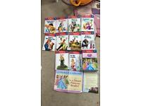 Disney princess reading books level 1