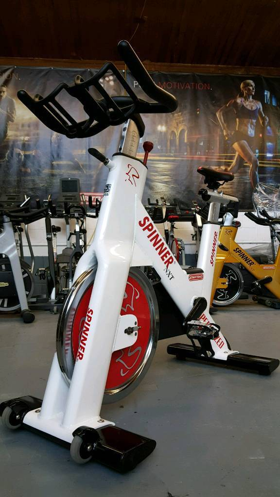 REFURBISHED NXT SPINNING BIKE. Commercial Gym Equipment