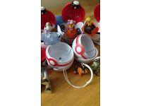 Pokémon character bundle. Various sizes and textures.