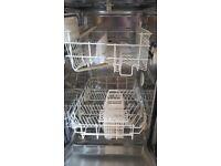 Integrated dishwasher whirlpool CW446