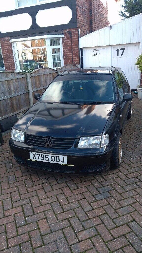 VW polo 1.4 6n2