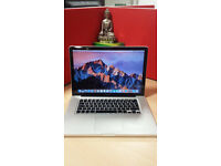 Macbook Pro 15 2010 i7 SSD