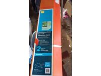 Greenhouse Base 6ft x 6ft. Band Q base, Brand new in box