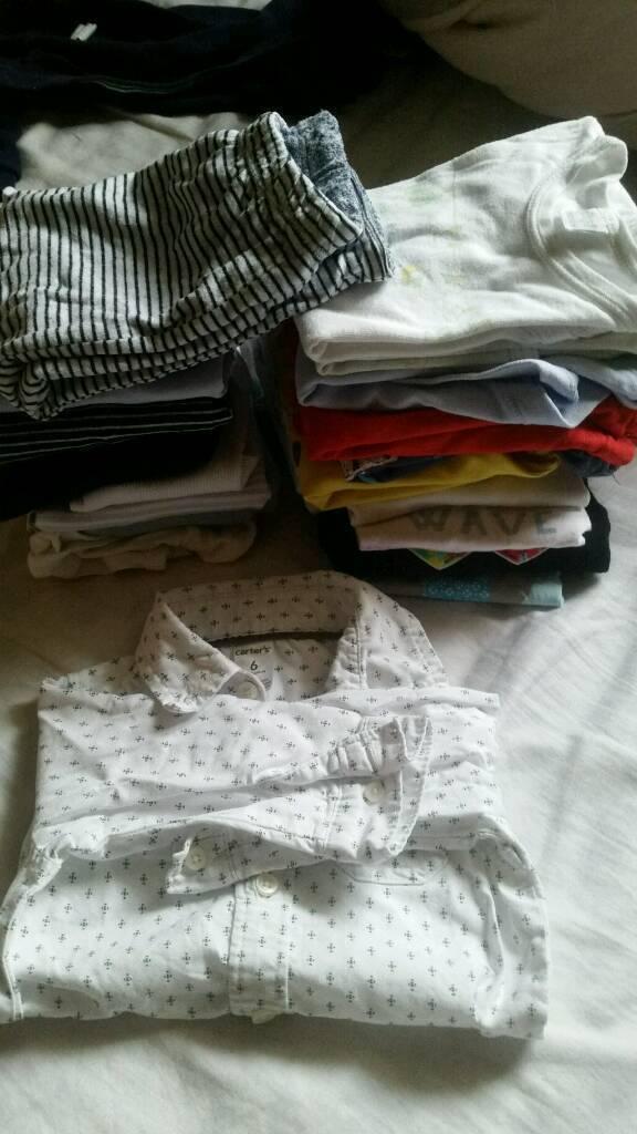 Boy clothes 9-12 months