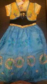 Anna dress 4-5y (new)