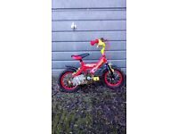 "Boys 12""Dinotec Bike"