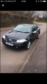 Renault Megane Convertible 2004 for sale