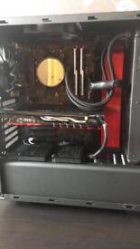 Ryzen Gaming PC Ryzen 5 1600x Gtx 1060 6gb 16gb G.Skill Trident Z RGB