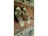 dorothy perkins ladies party shoes