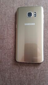 for sale s7edge gold