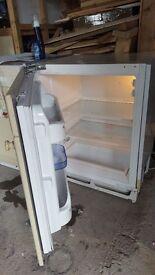 Integrated Fridge and Dishwasher
