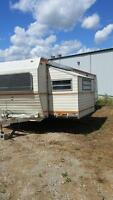 3 Travel Trailers For Sale at good Prices.