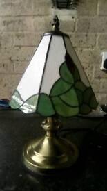 Tiffany look lamp