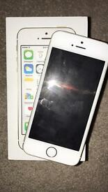Boxed Unlocked iPhone 5S 16GB with Charger