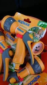 Hoselock multi spray gun