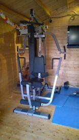 Professional Multi Gym Body-Solid GEXM2000