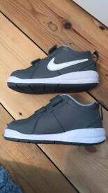 Nike Grey Toddler Trainers size 5.5