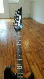 ELECTRIC GUITAR : Ibanez GSA60 Gio Series Guitar + stand + bag