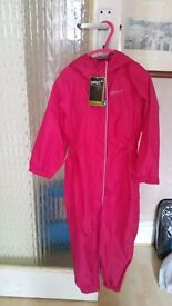 Gelert puddle suit 4-5 years brand new with tags