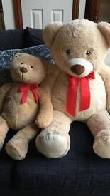 2 x Teddy Bears