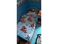 Thimas the tank toddler bed