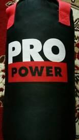 Punch Bag Pro Power