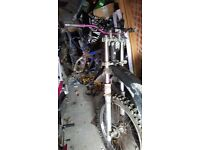 Yamaha dtr 125 project (field bike)