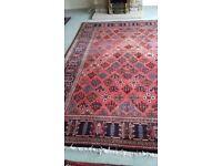 Large Persian Oriental Rug