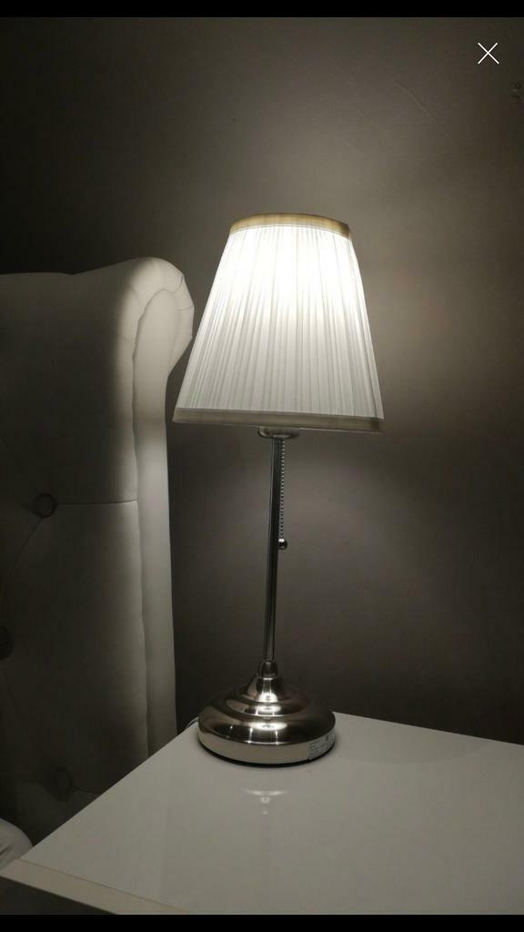 Bedside lamps x 2 | in Lambeth, London | Gumtree