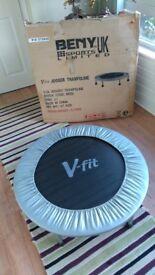 BENY-UK V-fit jogger trampoline